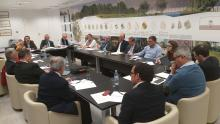 MEETING BETWEEN FERRMED AND THE SPANISH MEDITERRANEAN CORRIDOR COMMISSIONER
